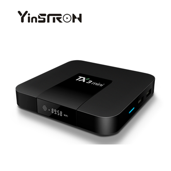 Competitive Android Smart tv box TX3 mini Amlogic S905W Android 7.1 tv box 1GB RAM 8GB ROM mini tv box