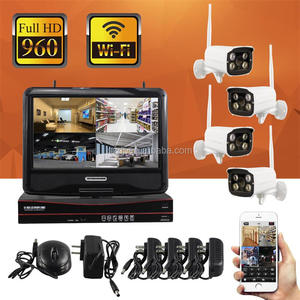 Internet cctv system cctv home security kits cctv camera and monitor kit