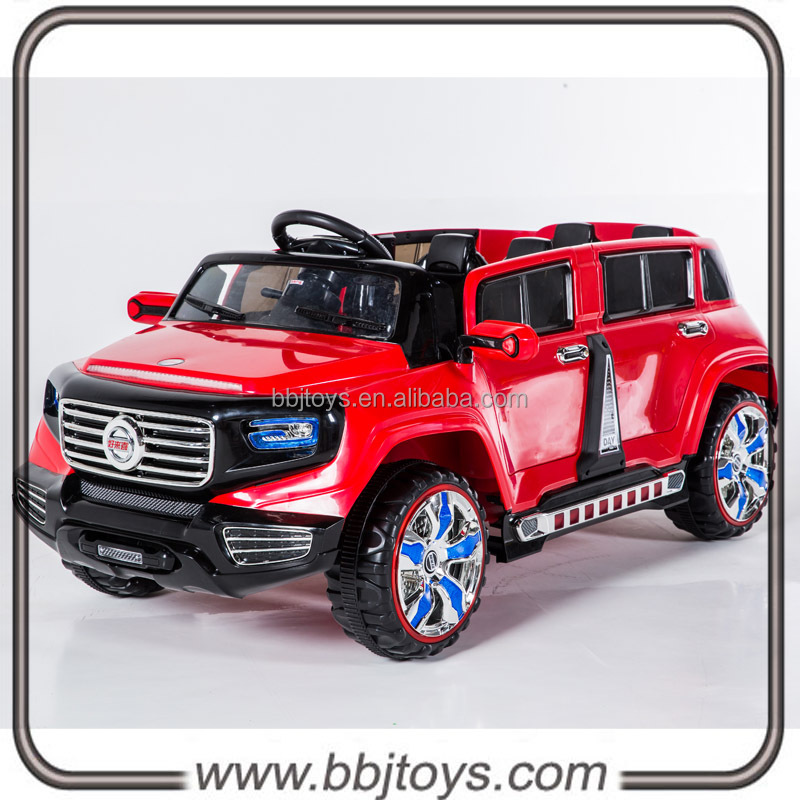 Toy Cars For Kids To Drive 4 Seat Seats Ride On Children