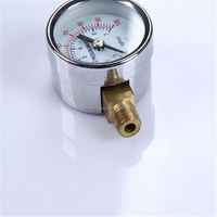 Durable Light Weight Easy To Read Clear Air Vacuum Pressure Gauge Calibrator