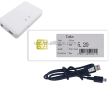 Bluetooth (BLE) Based Electronic Shelf Label, QR Code Display Module, Smart Label