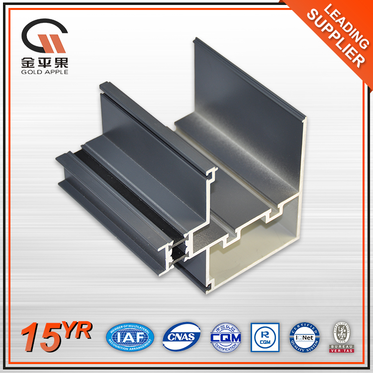 High quality thermal break aluminum extrusion profile unique products from china