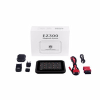XTool EZ300 Auto Diagnostic Tool 5 Systems Engine,TPMS,AT,ABS,SRS, WIFI Bluetooth