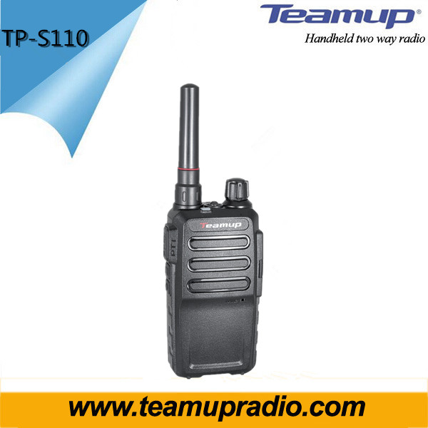 TP-S110 mini small uhf transceiver can make walkie talkie pmr 446