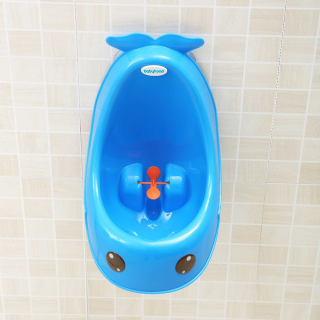 free-sample boy urinal