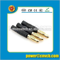 3.5mm mono plug to 2.1mm *5.5mm DC jack