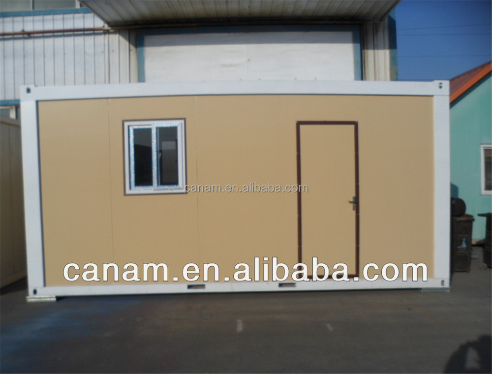 CANAM-low cost prefab sandwich panel houses for sale