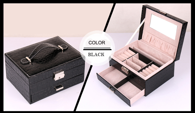 Factory Direct Sale Accept Oem Leather Jewelry Box Manufacturers ...