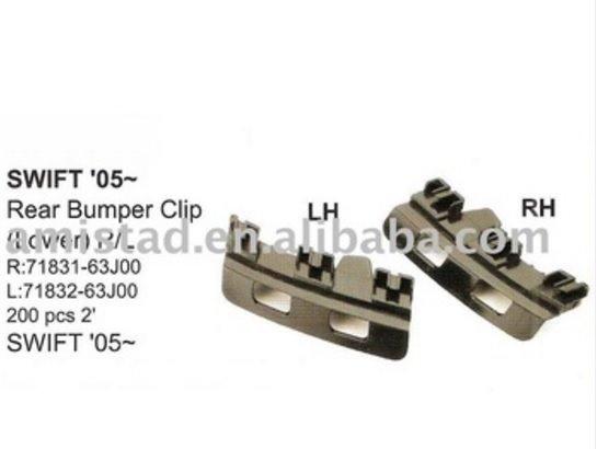 Auto Accessory Lower Car Rear Bumper Clip R/l For Suzuki Swift ...