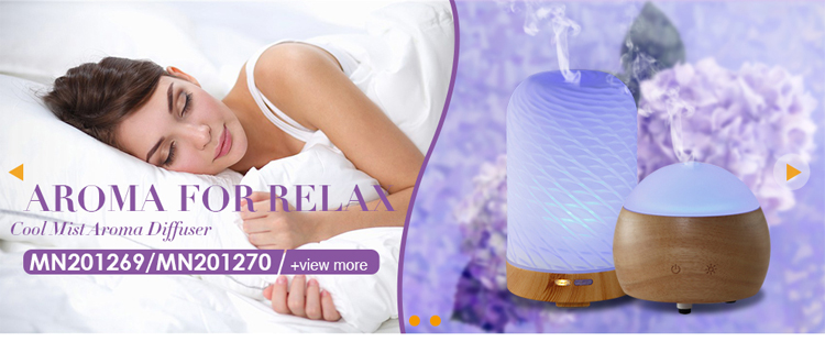 Alibaba Best Sellers Ultransmit Mini Electronic Aroma Air 100 Ml Aromatherapy Diffuser