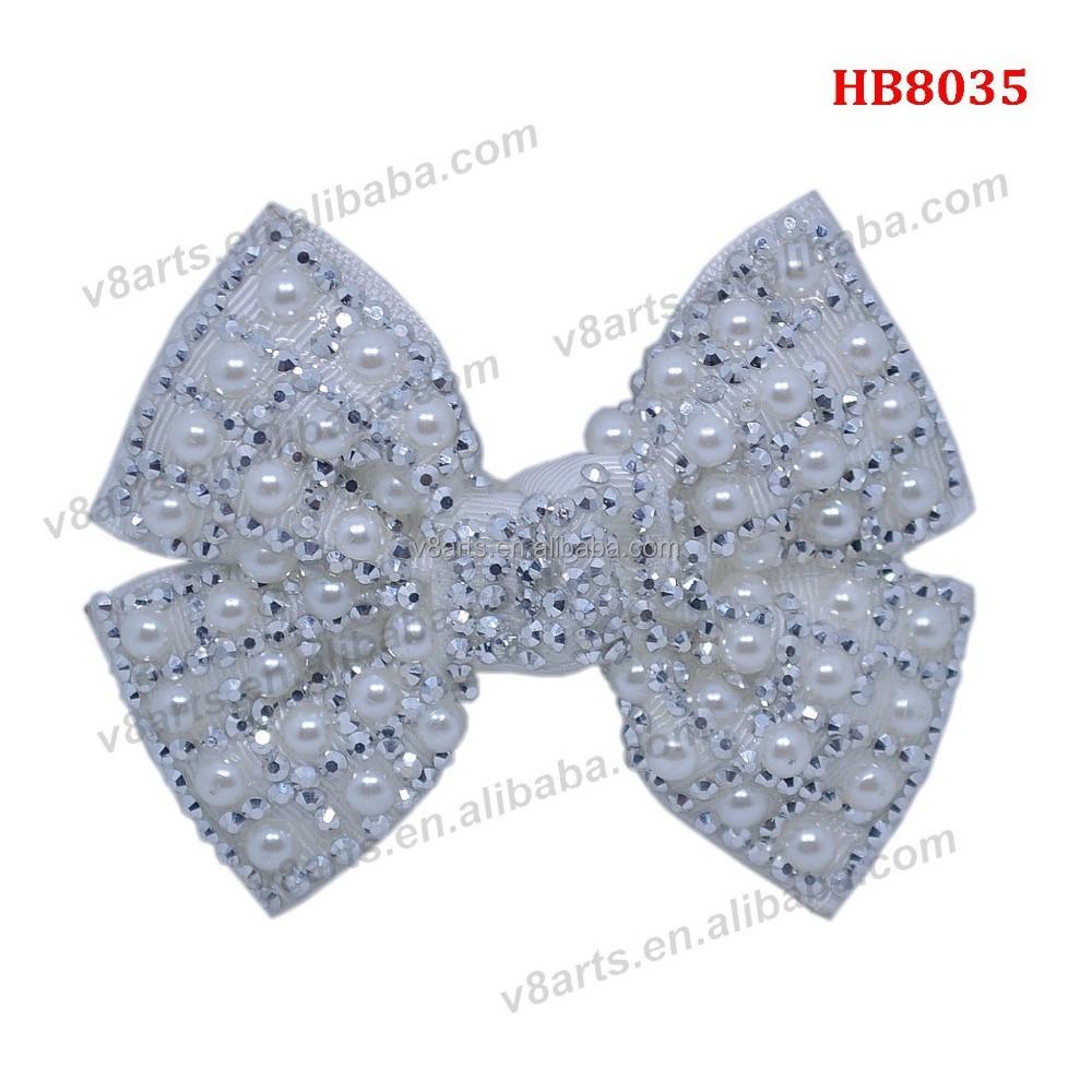 Ha hair bow ribbon wholesale - Wholesale Hair Clips Wholesale Hair Clips Suppliers And Manufacturers At Alibaba Com