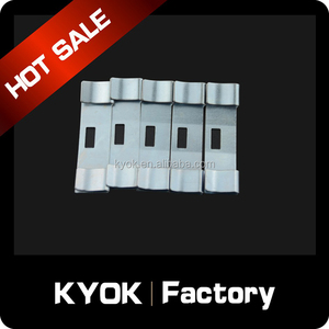 KYOK 20 Pack VERTICAL BLIND Vane Saver WHITE CURVED REPAIR CLIPS