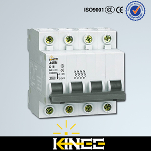 C45n type DZ47-63 63a 4p miniature circuit breaker mcb A grade MCB with reliable quality and smile service