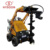 Post hole ground hole auger earth digger for skid steer