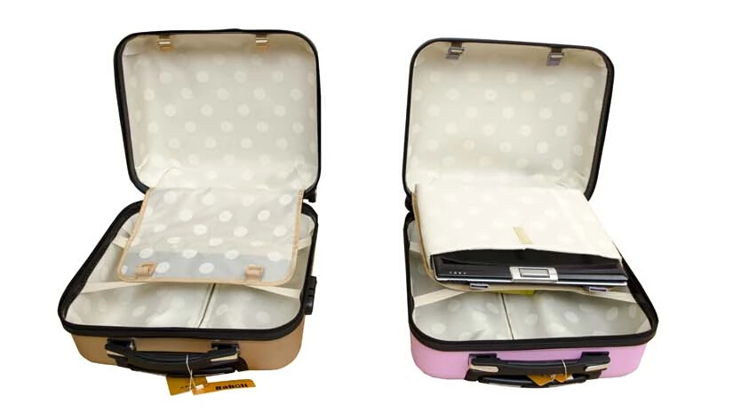 Cute Carry On Luggage Set Trolley Luggage For Kids - Buy Trolley ...