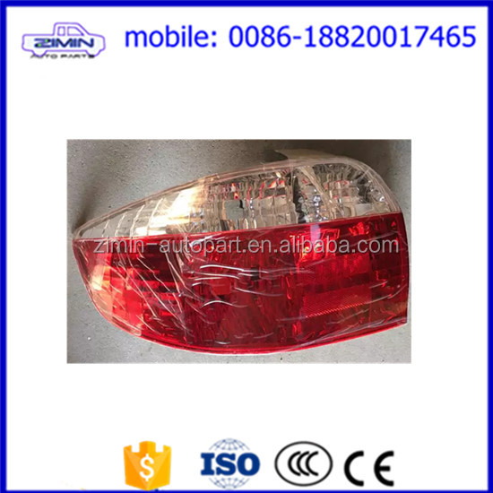 led car tail lamp used for toyota vios 2003 tail lamp