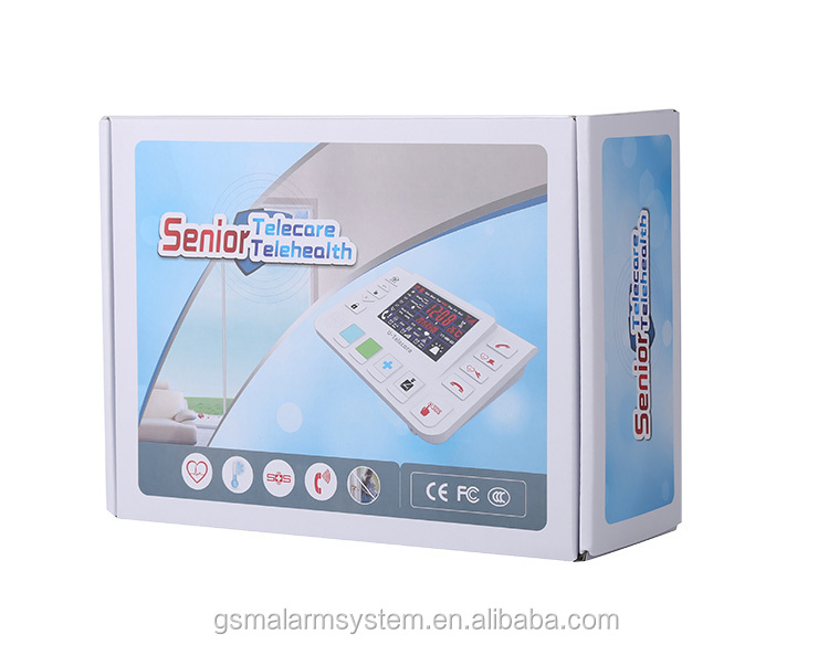 Health Care/elderly Living Alone Monitoring Device,Senior Tele Health Care  With Inbult Blood Pressure Meter sos Help Health Care - Buy Health Care