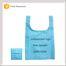 Candy-colored Foldable Polyester Bags With Direct Factory Price