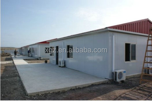 cheap assembled light steel prefab houses china modern design for sale