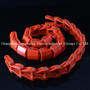 Hot Sales Engineering plastic delrin conveyor chain plastics chain