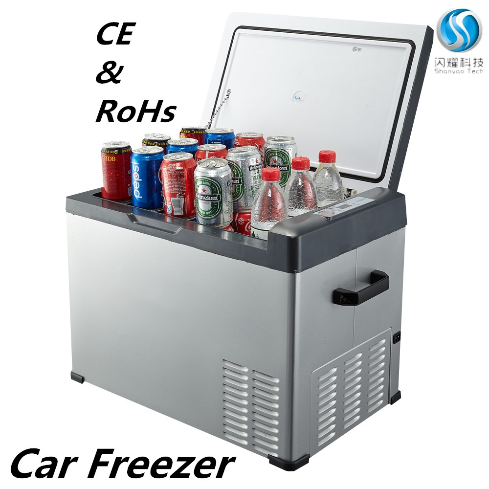 C25 Promotion Small Portable Freezer Refrigerator Camping