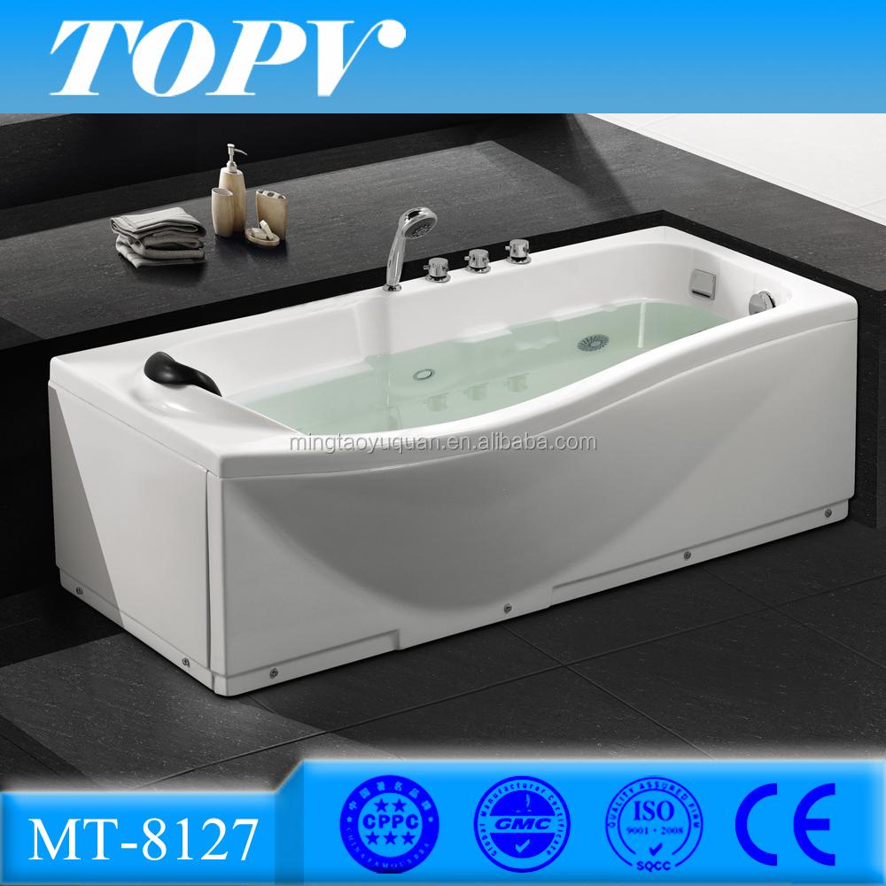 malaisie contemporain salle de bain grande en plastique portable baignoire avec led lumi re pour. Black Bedroom Furniture Sets. Home Design Ideas