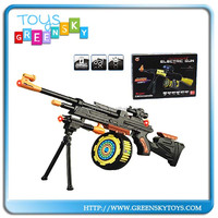 Flash Sound Gun High Quality Plastic Toy Gun Safe