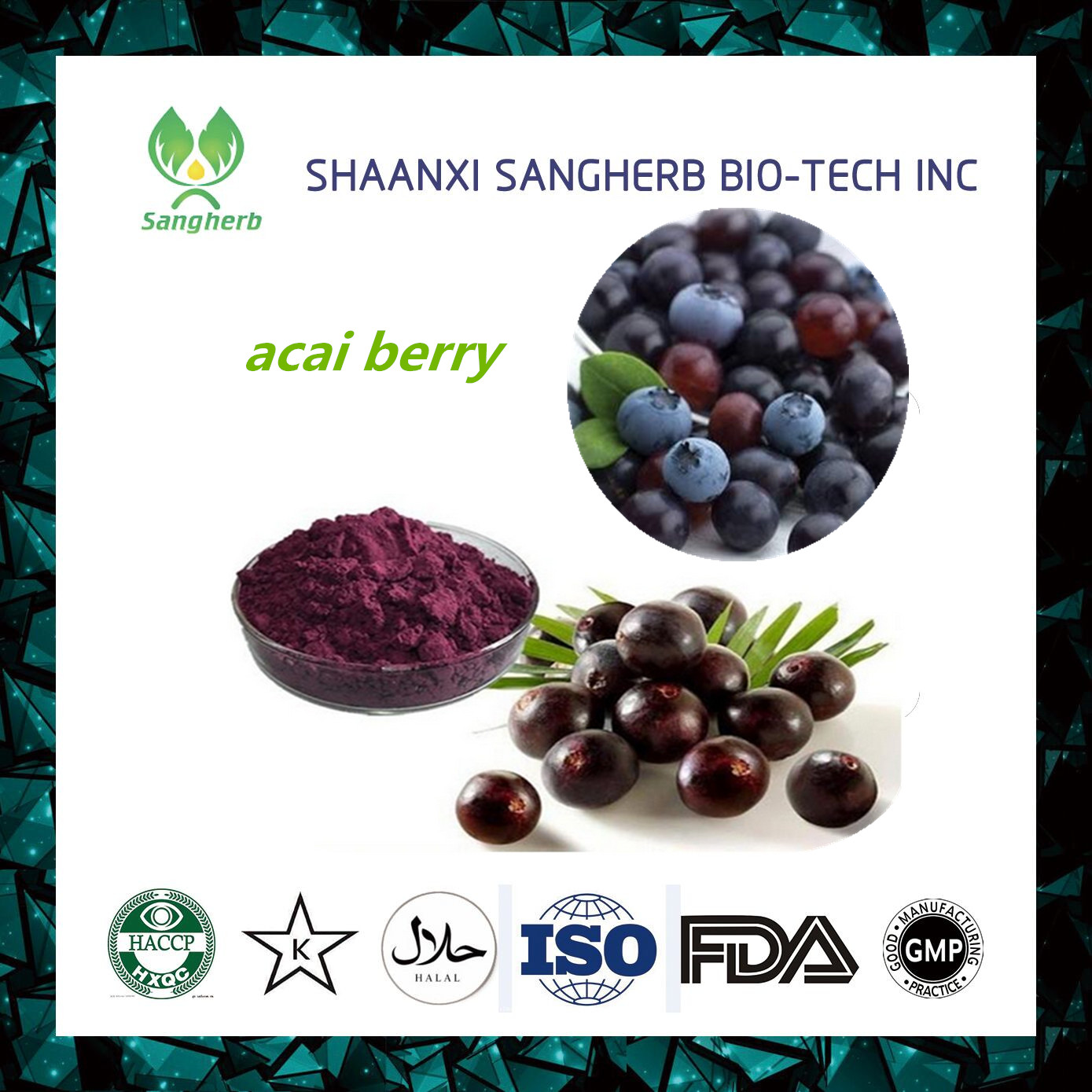 Top Quality organic acai berry juice with great price