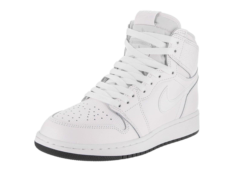 super popular b4367 be648 Get Quotations · Nike Jordan Kids Air Jordan 1 Retro High OG Bg Basketball  Shoe