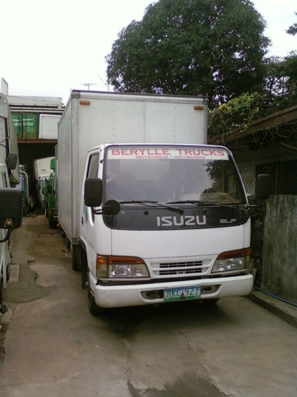 Trucks For Sale Isuzu Elf 4w