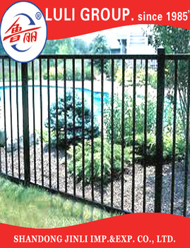 Delicieux CAD Drawing Design Steel Manufacture Produce Decorative Article Aluminum  Garden Fence Panel