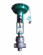 Globe Flow Direction Electric Actuated Attemperator Spray Control Valve spray valve