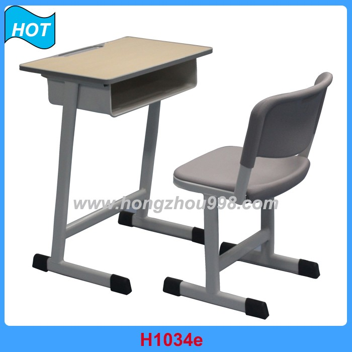 Cheap Price Wooden Study Table And Chair For India