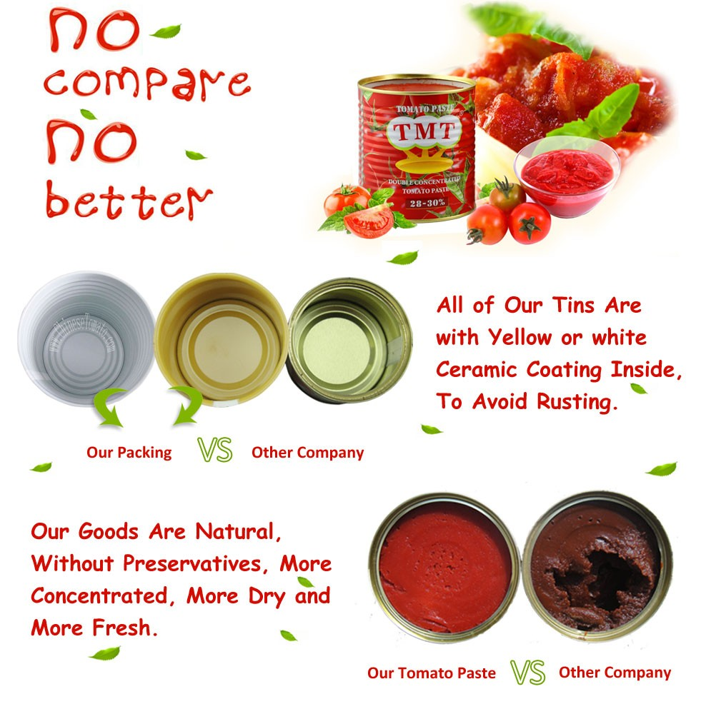 Wholesale VEGO brand tomato ketchup / puree from China tomatoes ...