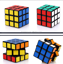 Third - order magic cube can customize the logo business gift puzzle party to customize the magic cube