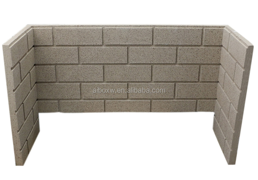 Ceramic Panel Fire Resistant Panel & Fireplace Board Accessories