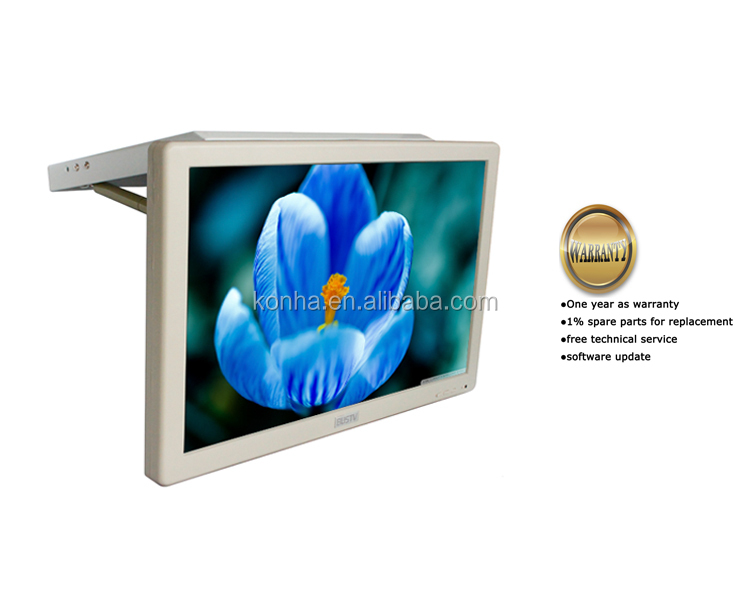 2015 All New Quality LCD Roof Monitor 19 Inch With USB Media Player
