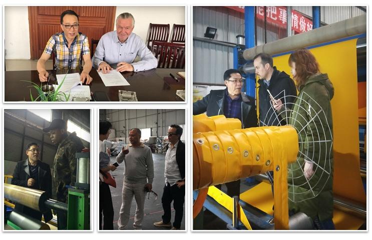 مرنة التهوية النسيج أنابيب الهواء ل بناء السفن/سفينة إصلاح/التهوية الصناعية