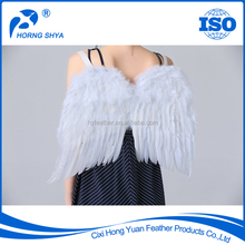 Leading Factory Top Selling Feather Crafts Product Bargain Price Angel White Feather Wings