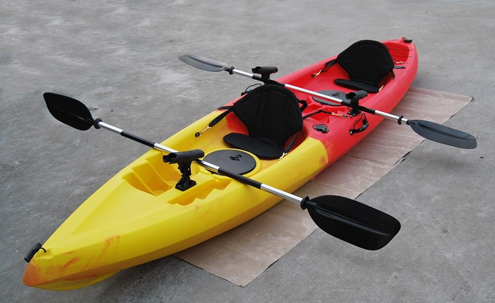 Wholesale anti uv sit on top 2 person fishing kayak buy for 2 seater fishing kayak