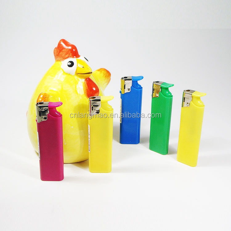 Wholesale colorful refillable torch lighter China manufacturer