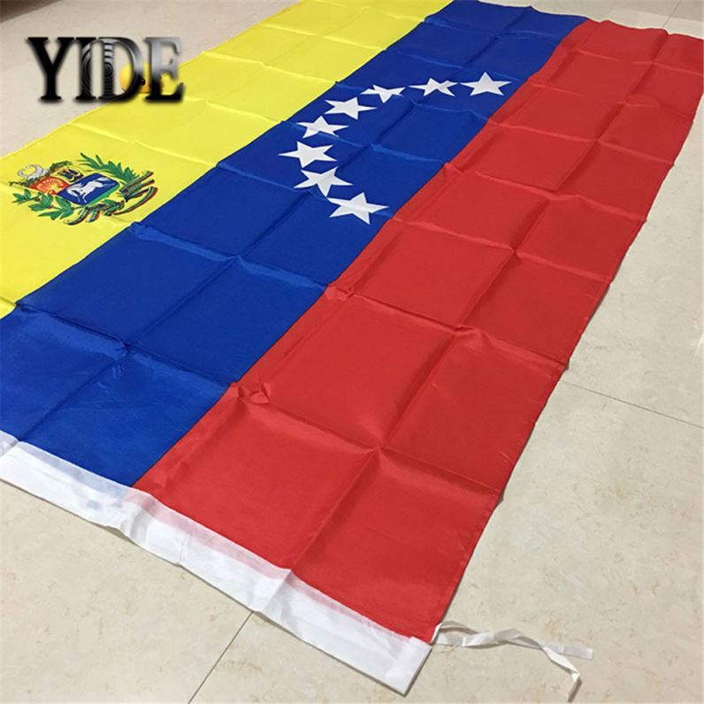 YIDE Brand one week leading time custom printing polyester 3*5 london and all other countries flags custom