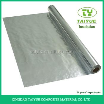 Heat Reflective Roofing Foil Roofing Underlayment Membrane