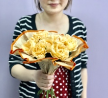 Rose Bouquet Chủ Softline
