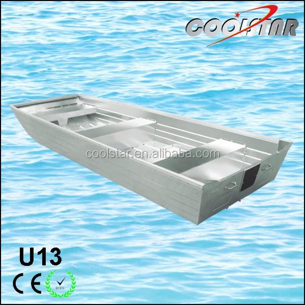 2.0mm Thickness U2.0 Type Aluminium Rescue Boat