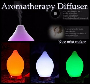 water based aroma essence diffusers for essential oils