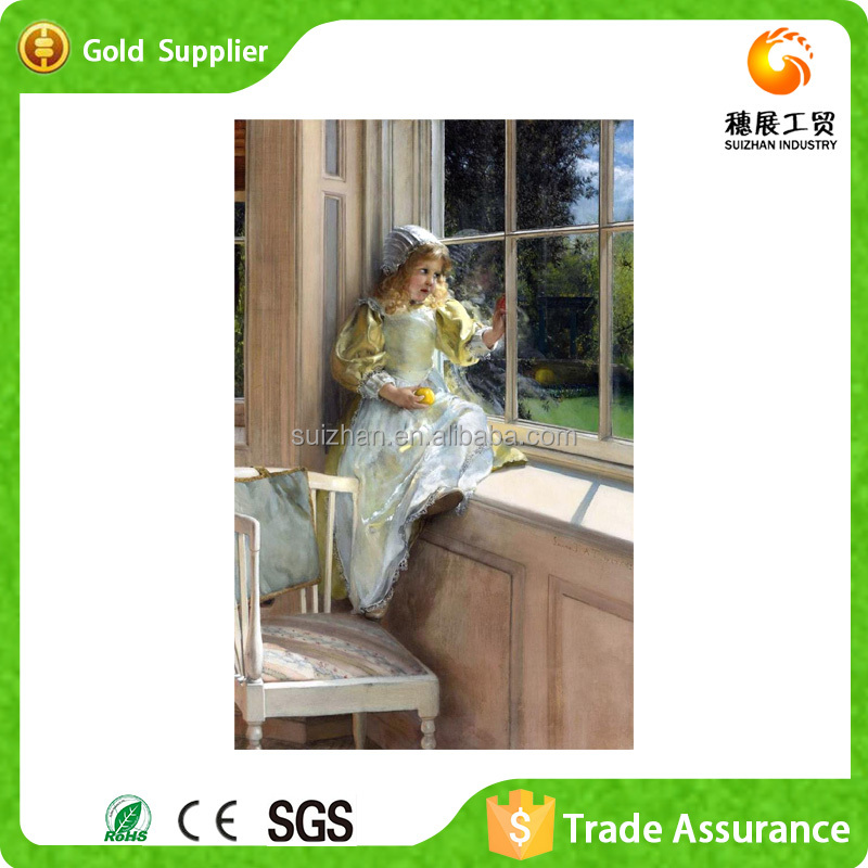 Girl with fruit Diamond Embroidery 5d Diamond DIY Painting Cross Stitch