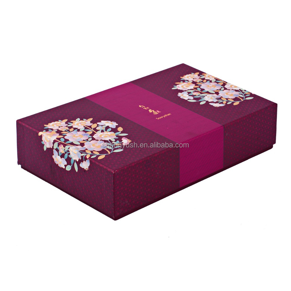 Hot sale indian sweet gift packaging boxes