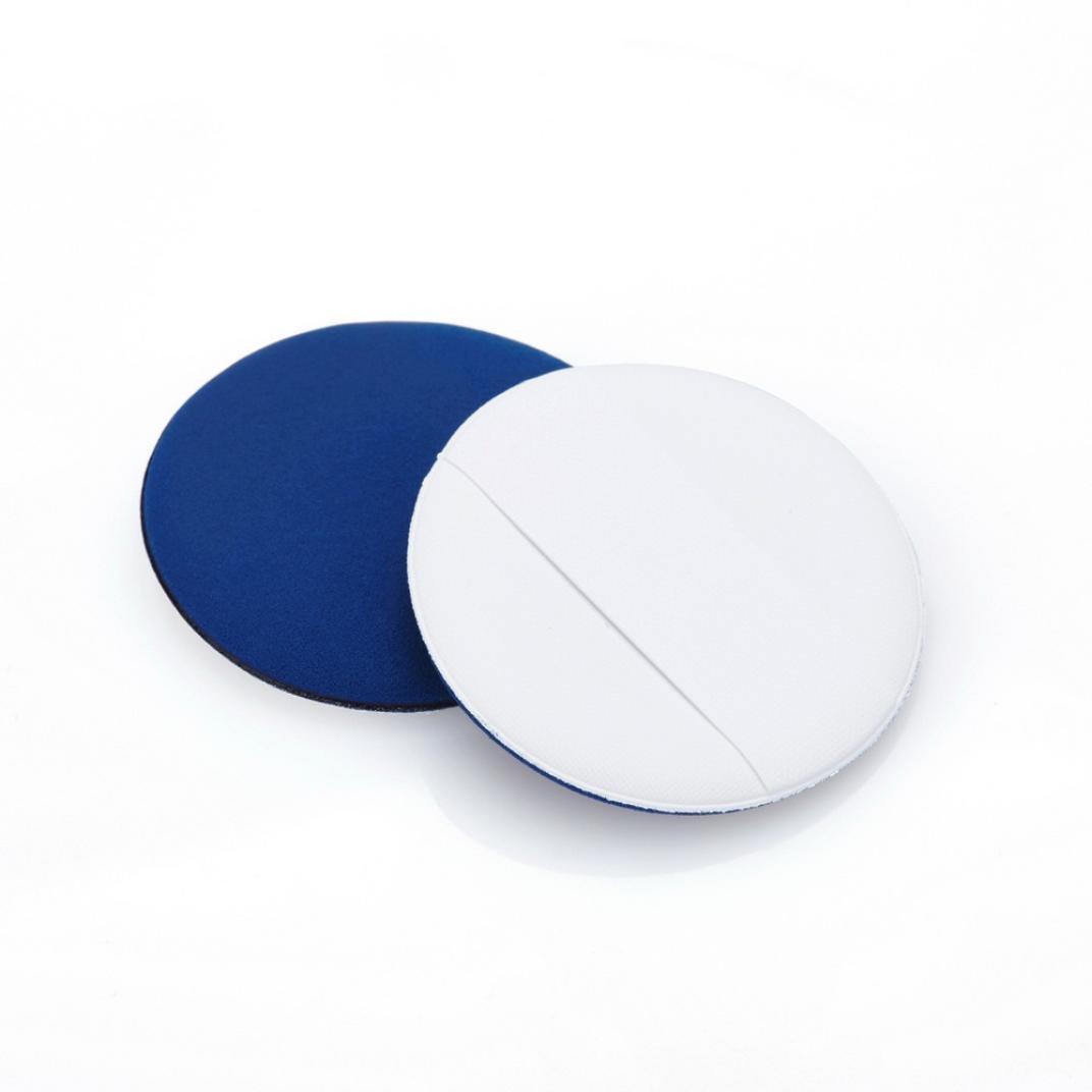 Makeup Air Cushion Puff ,Sandistoe 1pcs Makeup Air Cushion Foundation Powder Compact Blender Cosmetic Puff Tool (Blue)