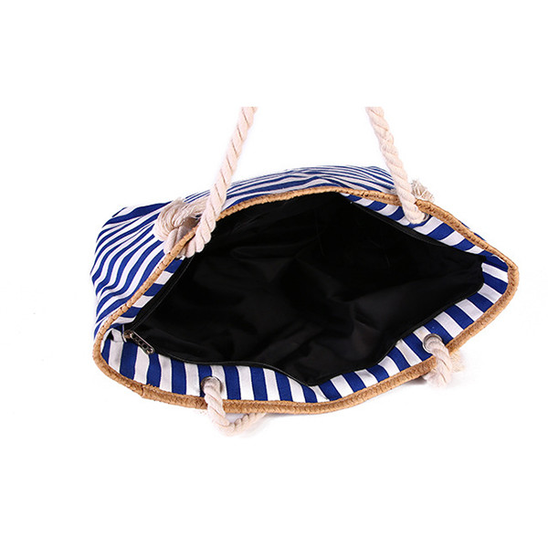 f470add815 Summer Colorful Canvas fabric Bag Ladies